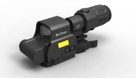 EoTech EXPS3-4 Holographic Weapon Sight with G33FTS Magnifier