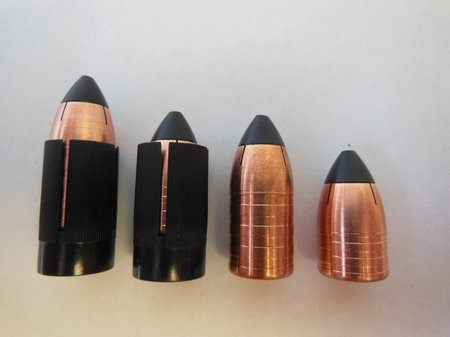 Cutting Edge MZL Raptor Bullets