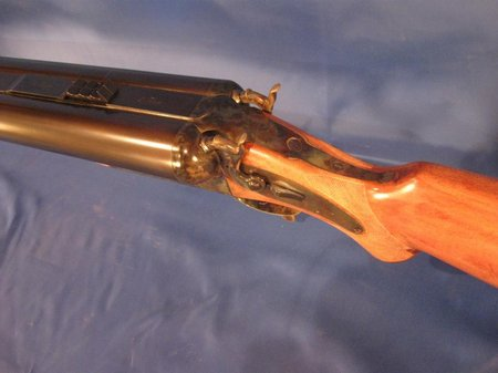 Jones Underlever 2 Bore Double Rifle-5
