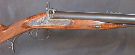 10 bore Purdey Double Rifle-1