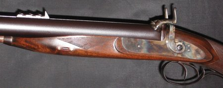 10 bore Purdey Double Rifle-6