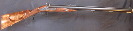 10 bore Purdey Double Rifle