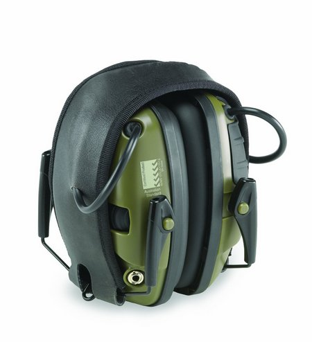 Howard Leight Electronic earmuffs