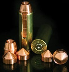 Lehigh Defense multiple projectile 44mag