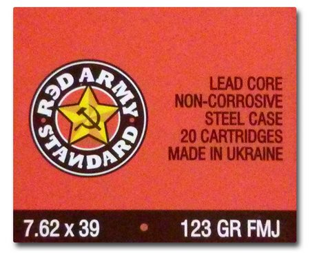 762x39 red army standard ammo