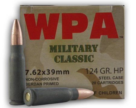 762x39 wolf military classic